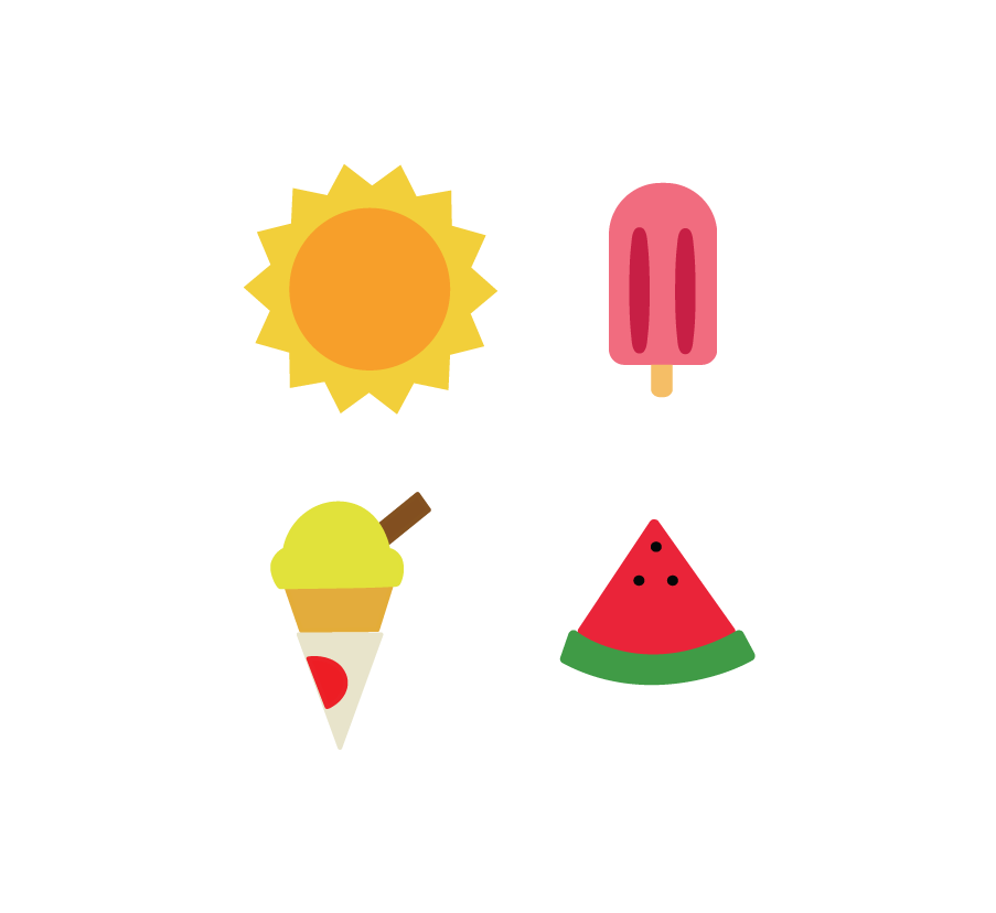 Free Summer Graphics Pack