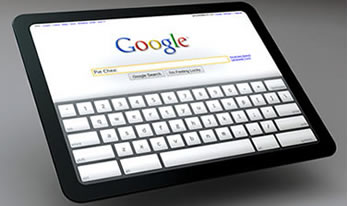 Google Ephasises The Importance of Optimising Your Site For Tablets