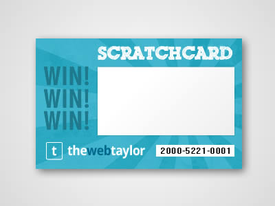 HTML5/Javascript Scratchcard Script